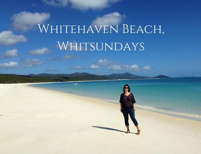 Whitehaven Beach,Whitsundays